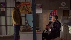 Mark Brennan, Russell Brennan in Neighbours Episode 7193