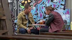 Mark Brennan, Tyler Brennan in Neighbours Episode 7193