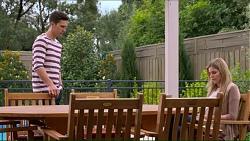 Josh Willis, Amber Turner in Neighbours Episode 7193