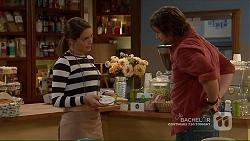 Paige Novak, Brad Willis in Neighbours Episode 7194