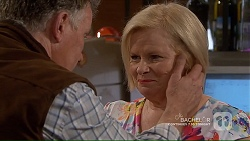 Russell Brennan, Sheila Canning in Neighbours Episode 7194