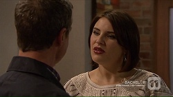 Paul Robinson, Naomi Canning in Neighbours Episode 7194