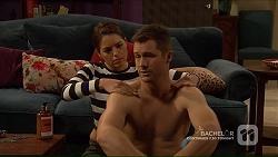 Paige Novak, Mark Brennan in Neighbours Episode 7194