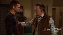 Mark Brennan, Russell Brennan in Neighbours Episode 7194