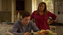 Josh Willis, Terese Willis in Neighbours Episode 7196