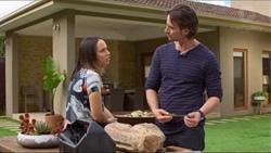 Imogen Willis, Brad Willis in Neighbours Episode 7196