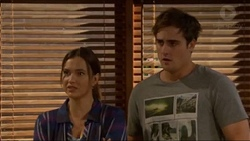 Amy Williams, Kyle Canning in Neighbours Episode 7196
