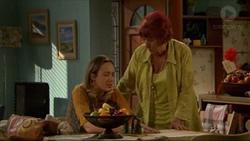 Sonya Rebecchi, Angie Rebecchi in Neighbours Episode 7197