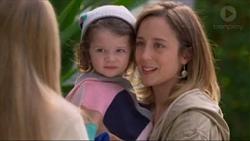 Nell Rebecchi, Sonya Rebecchi in Neighbours Episode 7197