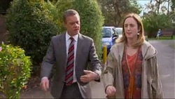 Paul Robinson, Sonya Rebecchi in Neighbours Episode 7197