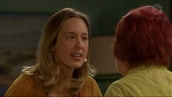 Sonya Mitchell, Angie Rebecchi in Neighbours Episode 7197
