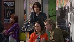 Naomi Canning, Imogen Willis, Daniel Robinson in Neighbours Episode 7198