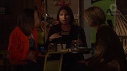 Imogen Willis, Naomi Canning, Daniel Robinson in Neighbours Episode 7198