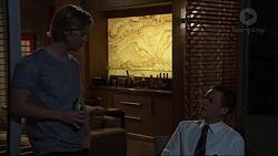 Daniel Robinson, Paul Robinson in Neighbours Episode 7198