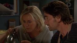 Lauren Turner, Brad Willis in Neighbours Episode 7198