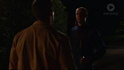 Aaron Brennan, Evan Shields in Neighbours Episode 7198
