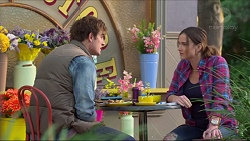 Kyle Canning, Amy Williams in Neighbours Episode 7199