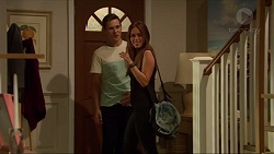 Josh Willis, Courtney Grixti in Neighbours Episode 7199