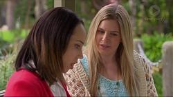 Imogen Willis, Amber Turner in Neighbours Episode 7199