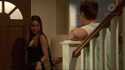 Courtney Grixti, Josh Willis in Neighbours Episode 7199