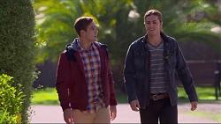 Aaron Brennan, Tyler Brennan in Neighbours Episode 7199