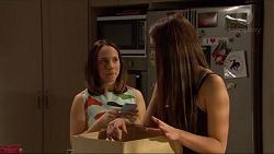 Imogen Willis, Paige Smith in Neighbours Episode 7200