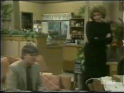Tom Ramsay, Madge Bishop in Neighbours Episode 0302
