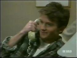 Danny Ramsay in Neighbours Episode 0302