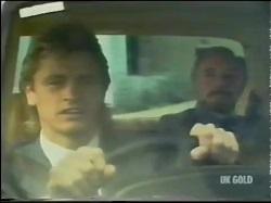Shane Ramsay in Neighbours Episode 0302