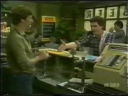 Alex Carter, Paul Robinson in Neighbours Episode 0302