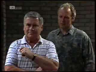 Lou Carpenter, Jim Robinson in Neighbours Episode 1820