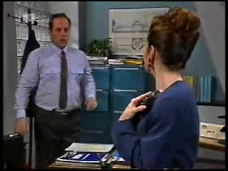 Philip Martin, Julie Robinson in Neighbours Episode 1820
