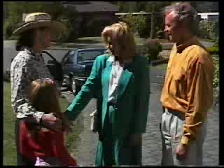 Dorothy Burke, Hannah Martin, Madge Bishop, Jim Robinson in Neighbours Episode 1820