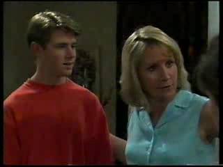 Lance Wilkinson, Ruth Wilkinson in Neighbours Episode 3045