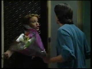 Libby Kennedy, Darren Stark in Neighbours Episode 3045