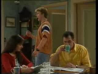 Susan Kennedy, Billy Kennedy, Karl Kennedy in Neighbours Episode 3263