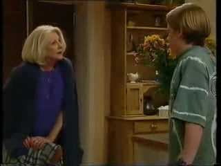 Madge Bishop, Tad Reeves in Neighbours Episode 3263