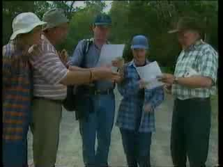 Ruth Wilkinson, Philip Martin, Karl Kennedy, Susan Kennedy, Harold Bishop in Neighbours Episode 3263