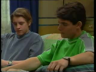 Tad Reeves, Paul McClain in Neighbours Episode 3263