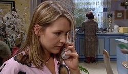Steph Scully, Lyn Scully in Neighbours Episode 3670