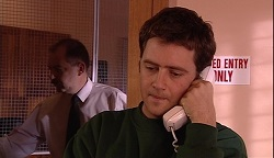 Larry Woodhouse (Woody) in Neighbours Episode 3670