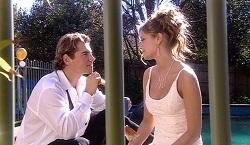 Joel Samuels, Felicity Scully in Neighbours Episode 3670