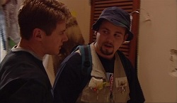 Lance Wilkinson, Toadie Rebecchi in Neighbours Episode 3671