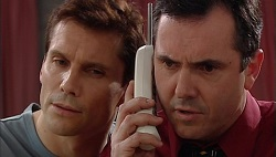 Darcy Tyler, Karl Kennedy in Neighbours Episode 3671
