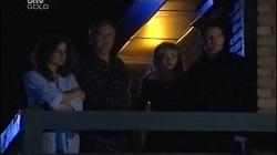 Liljana Bishop, Harold Bishop, Sky Mangel, David Bishop in Neighbours Episode 4676