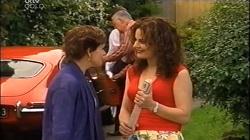 David Bishop, Harold Bishop, Susan Kennedy, Liljana Bishop in Neighbours Episode 4676