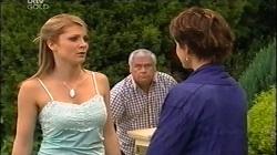 Izzy Hoyland, Lou Carpenter, Susan Kennedy in Neighbours Episode 4676