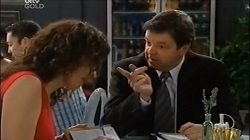 Liljana Bishop, David Bishop in Neighbours Episode 4676
