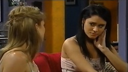 Izzy Hoyland, Carmella Cammeniti in Neighbours Episode 4677