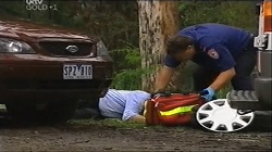 Karl Kennedy, Paramedic in Neighbours Episode 4678